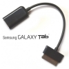 ADAPTER HOST OTG SAMSUNG GALAXY TAB KABEL USB CZARNY